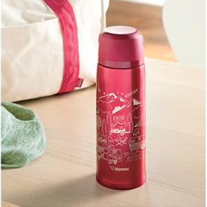 Zojirushi 象印高颜值不锈钢保温杯促销 $24.8收封面款 @ Amazon