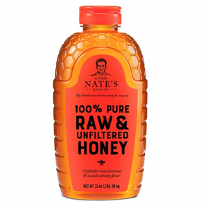Nature Nate's 100% Pure, Raw & Unfiltered Honey Sale @ Amazon