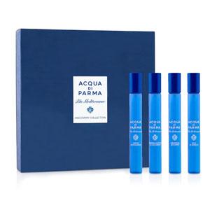 Sephora Acqua di Parma帕尔玛蓝色地中海试管香水套装热卖