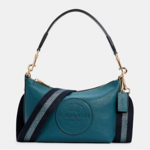 63% Off Dempsey Shoulder Bag With Patch @ Coach Outlet