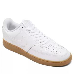 38% Off Men's Nike Court Vision Low Casual Sneakers @ Macy's