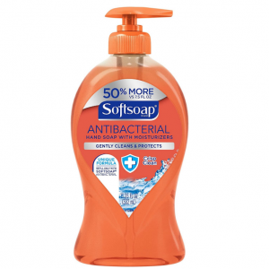 Softsoap 抗菌洗手液 11.25 Oz @ Amazon