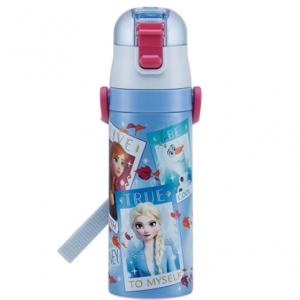 スケーター スポーツボトル 子供用 ステンレス 水筒 アナと雪の女王 2 ディズニー 470ml