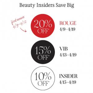 最后一天!Sephora春季盛典美妆护肤香水等热卖 收Dyson LA MER Shiseido SK-II等超值套装