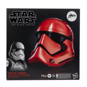 Star Wars 星球大戰黑色係列銀河邊緣卡迪納爾上尉頭盔 @ Target