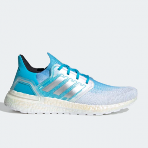 adidas Running Ultraboost in Blue and White @ ASOS US