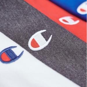 Champion USA 精選男女款運動T恤、衛衣等折上折促銷