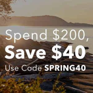 $40 off $200+ The North Face, Stoic, Columbia & More @ Steep and Cheap