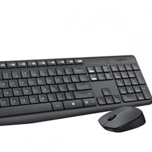 Amazon - Logitech MK235 无线键鼠套装 ,6.5折