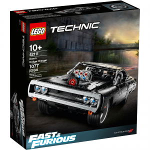 LEGO Technic: Fast & Furious Dom's Dodge Charger Set (42111) @ IWOOT