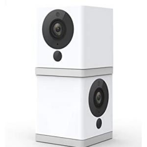 Wyze Cam 1080p HD Indoor Wireless Smart Home Camera with Night Vision(pack of 2) @Amazon CA