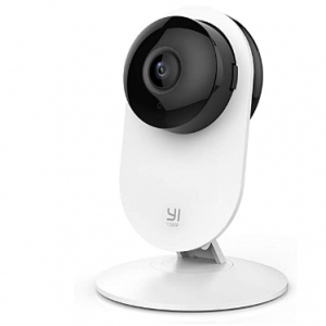 CAD$6 off YI 1080p Home Camera, Indoor Wireless IP Security Surveillance System @Amazon
