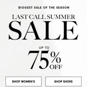 Neiman Marcus 夏季大促 精选时尚单品热卖