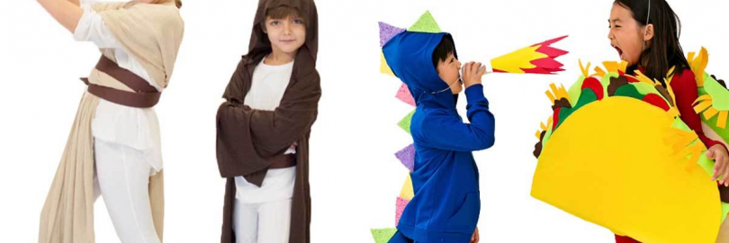 18 Halloween Costumes for Kids & Best Prices
