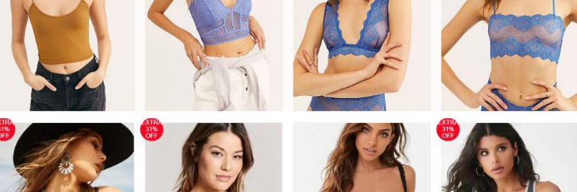 The Best Places to Buy Affordable Bras, Earn up to 6% Cashback