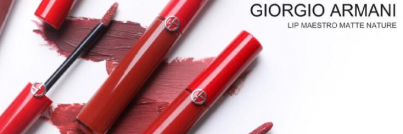 Reviews & Swatches: 8 Best and Popupar Armani Beauty Lip Maestro Shades 2020 (8% Cashback)