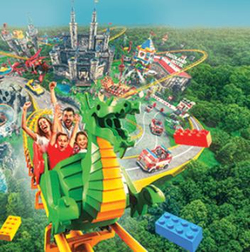 Legoland - 黑五大促:紐約樂高遊樂園 5折