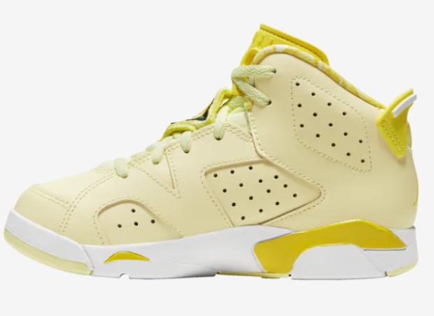 Jordan Retro 6 - Girls' Preschool Shoes